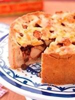 Wie bakt de lekkerste appeltaart van Oudelande?